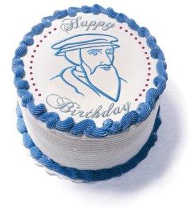 Calvin's B'day Cake